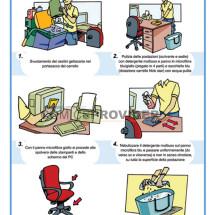 disegni per manuali di istruzioni tecniche