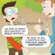 fumetti per le scuole