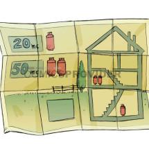illustrazioni per volantini