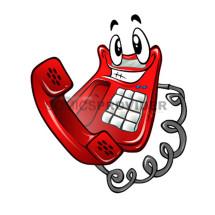 clipart telefono
