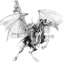 illustrazione fantasy