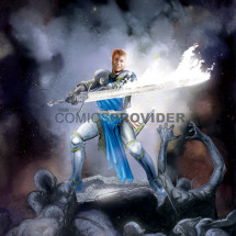 illustrazioni fantasy su commissione