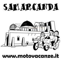 logo moto Samarcanda