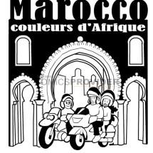 logo moto Marocco