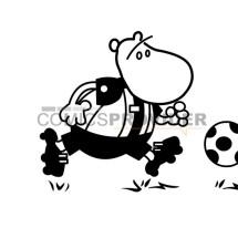 mascotte calcio