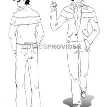 studio personaggio manga